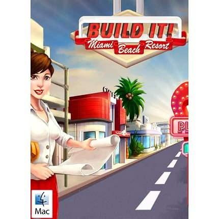 Build It - Miami Beach Resort (MAC) - Hra na MAC