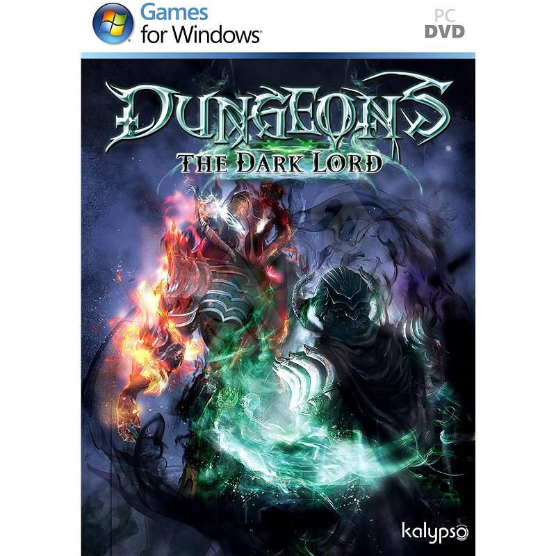 Dungeons: The Dark Lord - Hra na PC
