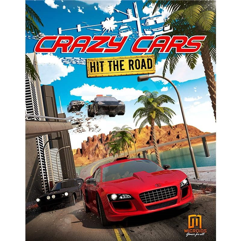 Crazy Cars - Hra na PC