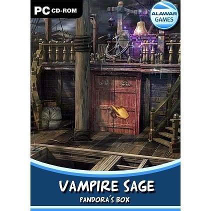 Vampire Saga - Pandoras Box - Hra na PC