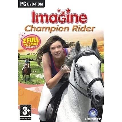 Imagine Champion Rider - Hra na PC