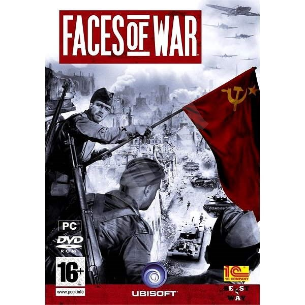 Faces of War - Hra na PC