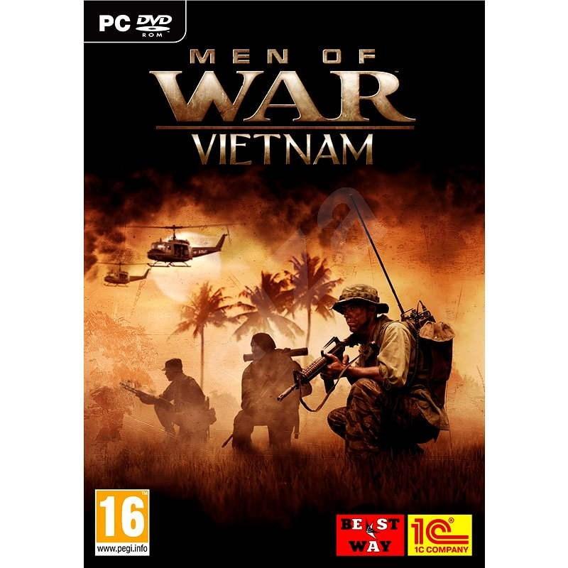 Men of War: Vietnam - Hra na PC