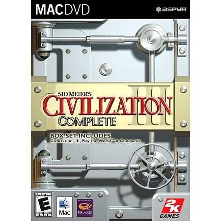 Sid Meier's Civilization® III: Complete (MAC) - Hra na MAC