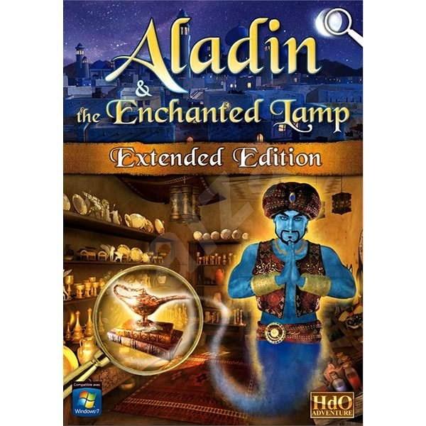 Aladin & The Enchanted Lamp - Hra na PC