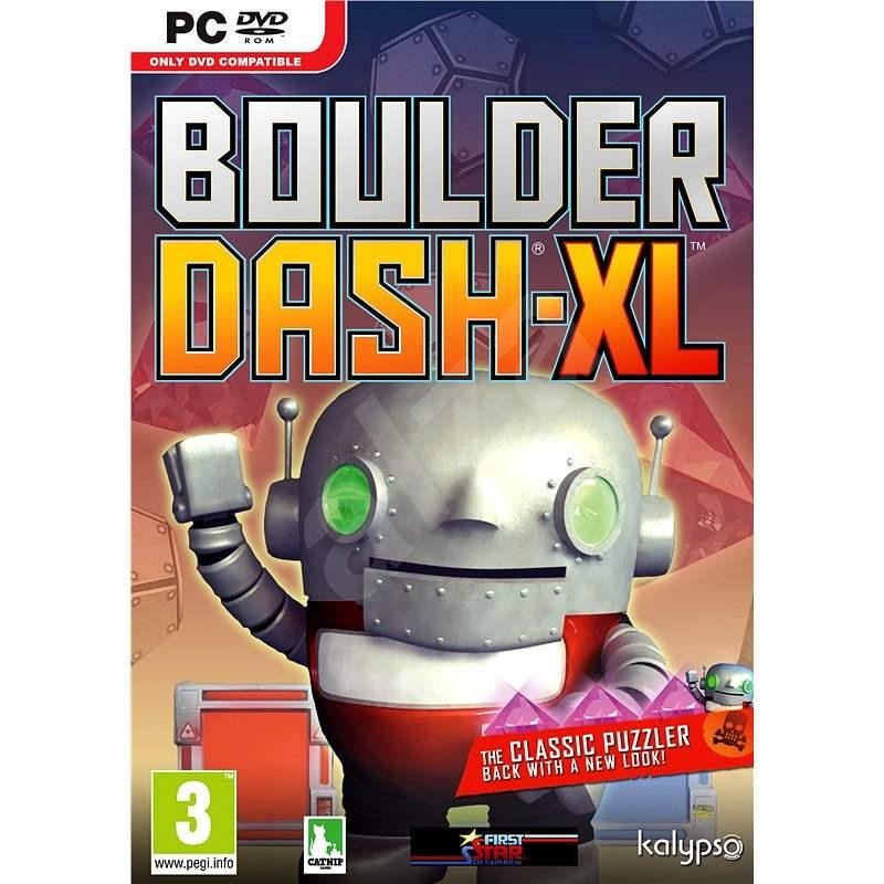 Boulder Dash XL - Hra na PC