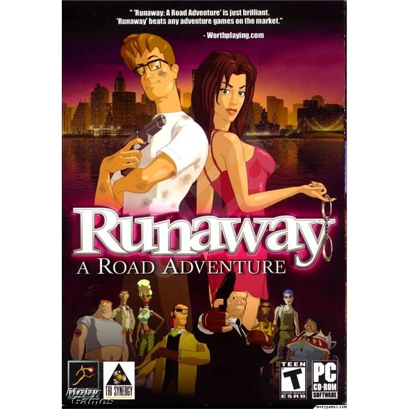 Runaway: A Road Adventure - Hra na PC