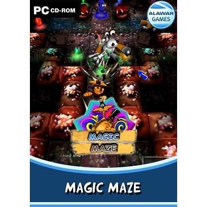 Magic Maze - Hra na PC