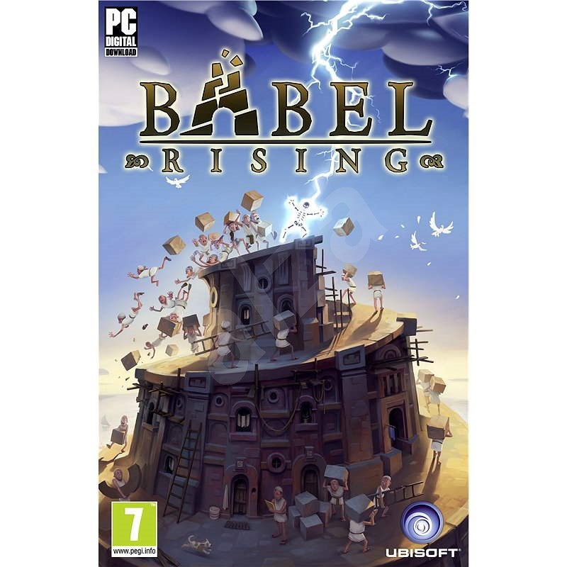 Babel Rising Game + DLC The Sky's the Limit  - Hra na PC