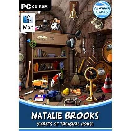 Natalie Brooks: Secrets of Treasure House (MAC) - Hra na MAC