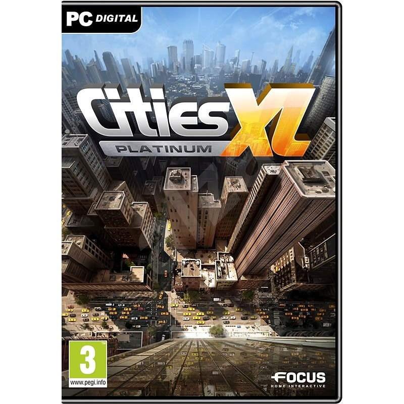 Cities XL Platinum - Hra na PC
