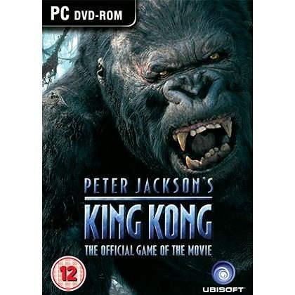 Peter Jackson's King Kong - Hra na PC