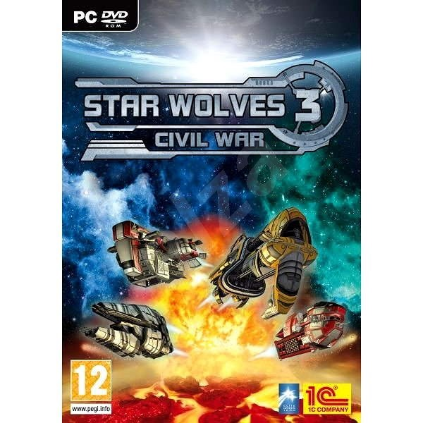 Star Wolves 3: Civil War - Hra na PC