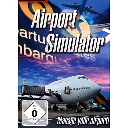 Airport Simulator - Hra na PC