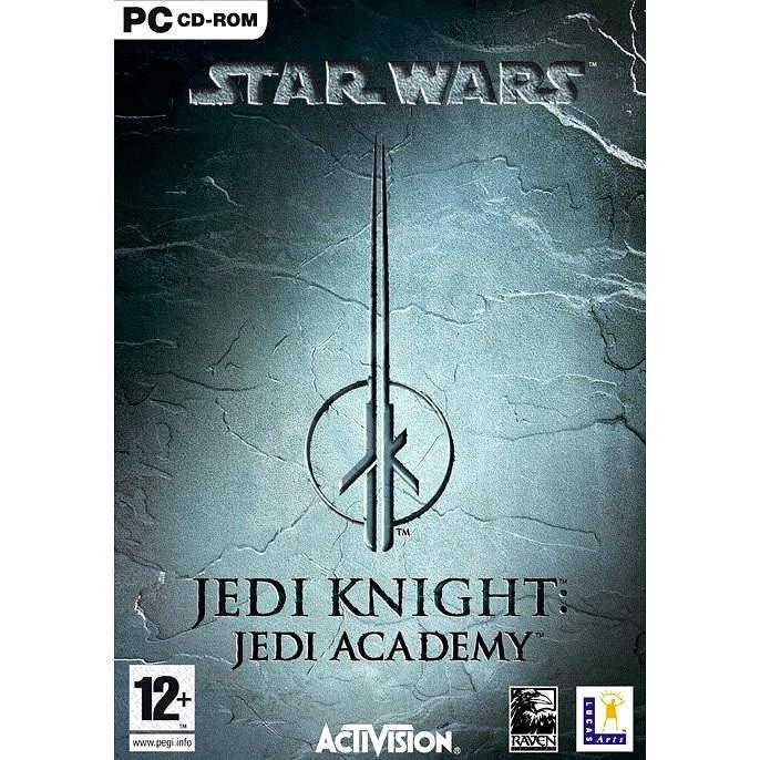 Star Wars®: Jedi Knight®: Jedi Academy™ (MAC) - Hra na MAC