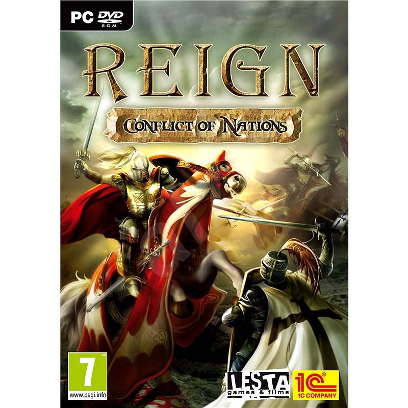 Reign: Conflict of Nations - Hra na PC