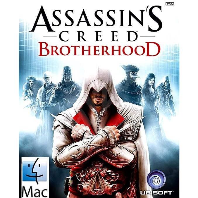 Assassin's Creed Brotherhood Deluxe (MAC) - Hra na MAC