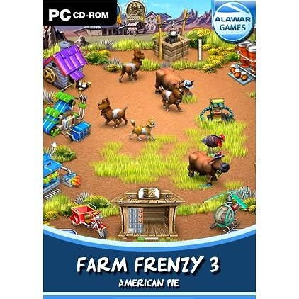 Farm Frenzy 3 - American Pie - Hra na PC