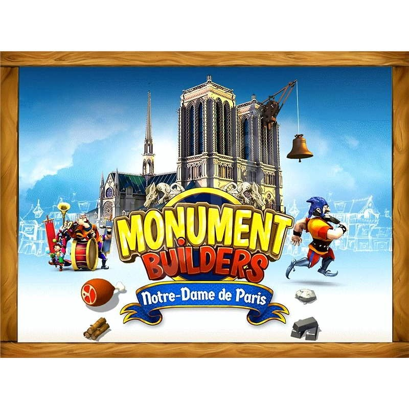 Monument Builders - Notre Dame - Hra na PC