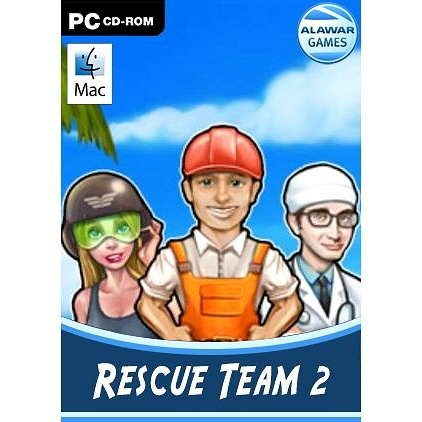 Rescue Team 2 (MAC) - Hra na MAC