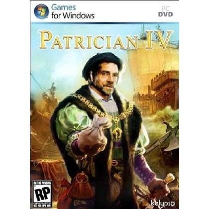 Patrician IV - Hra na PC
