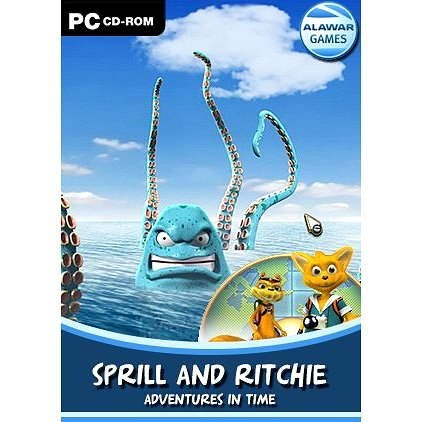 Sprill and Ritchie - Adventures in Time - Hra na PC