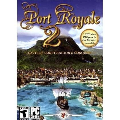 Port Royale 2 - Hra na PC