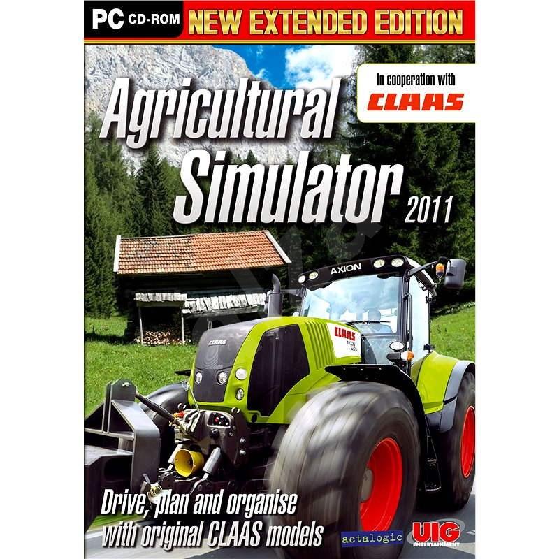 Agriculture Simulator - Hra na PC