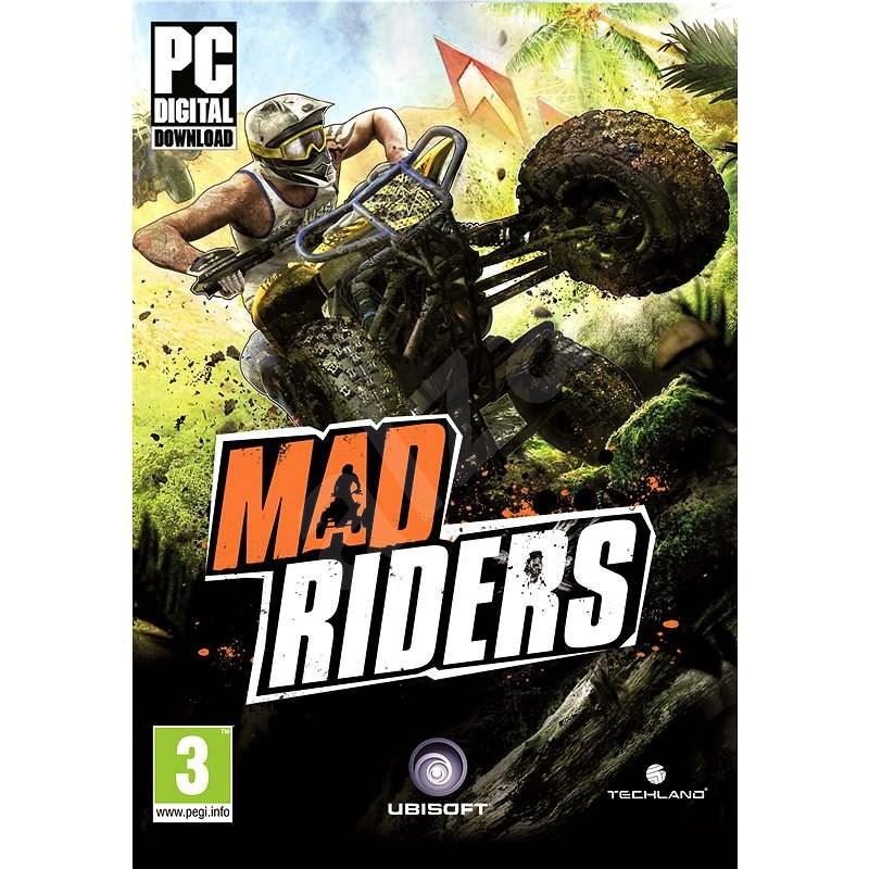 Mad Riders - Hra na PC