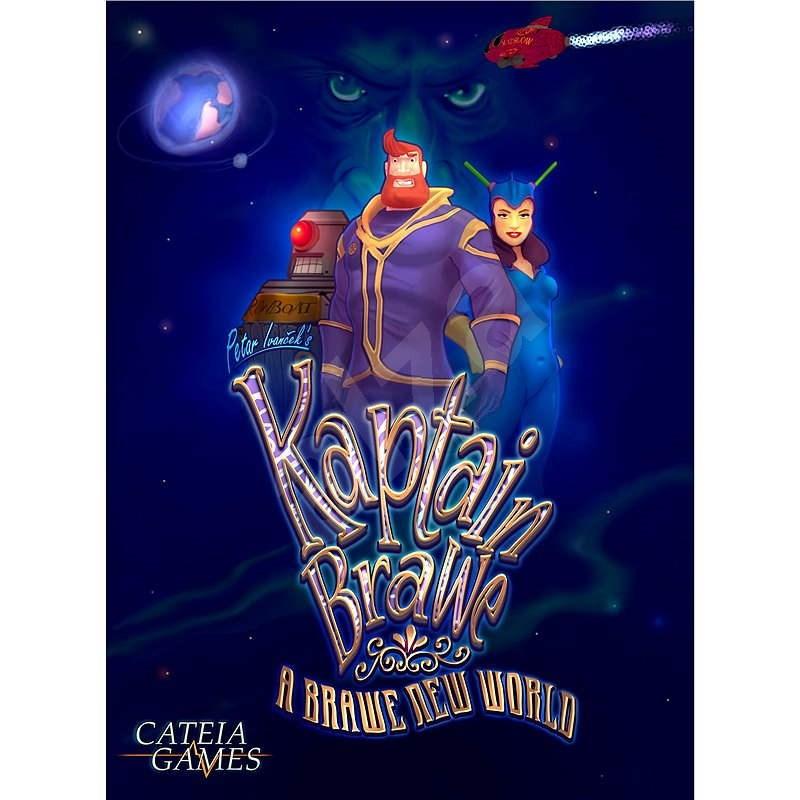 Kaptain Brawe: A Brawe New World - Hra na PC