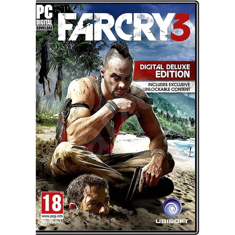 Far Cry 3 Digital Deluxe Edition - Hra na PC