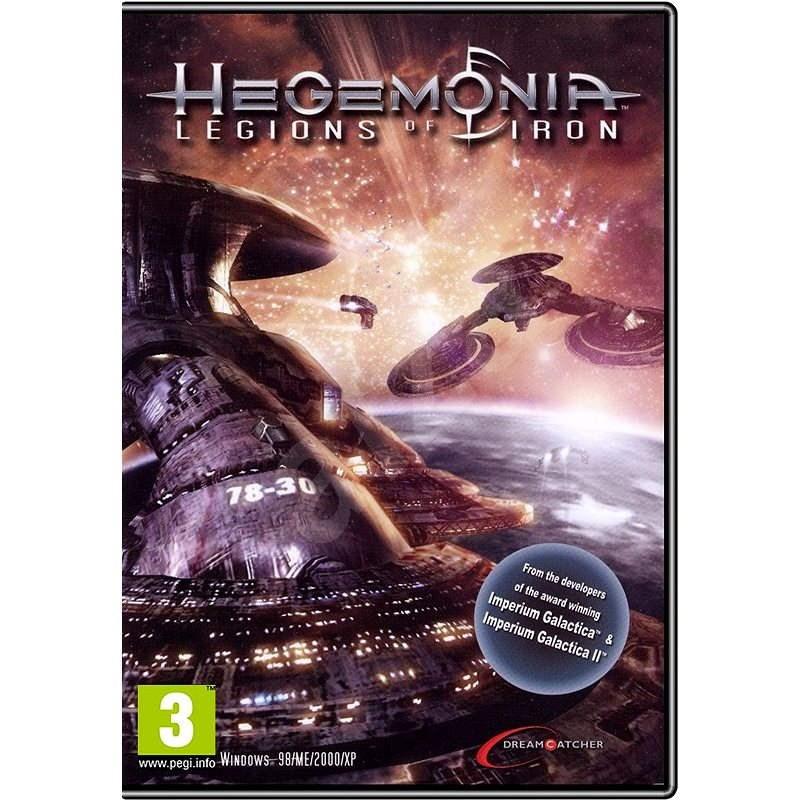 Haegemonia - Legion of Iron - Hra na PC