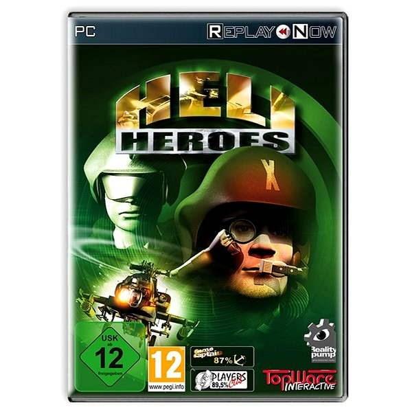 HeliHeroes - Hra na PC