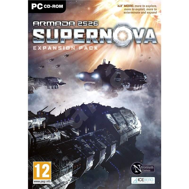 Armada 2526 SuperNova (Expansion) - Hra na PC