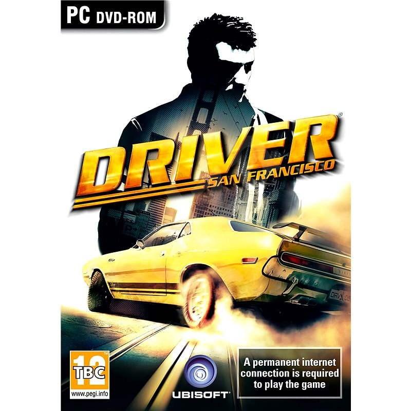 Driver: San Francisco - Hra na PC