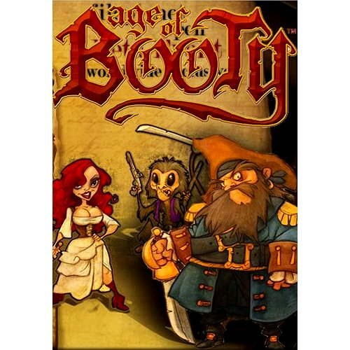 Age of Booty - Hra na PC