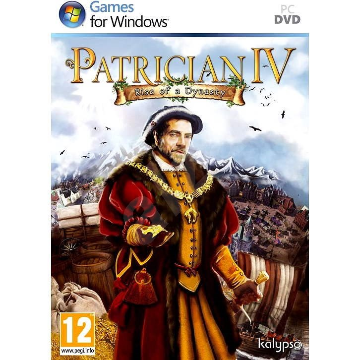 Patrician IV: Rise of a Dynasty - Hra na PC