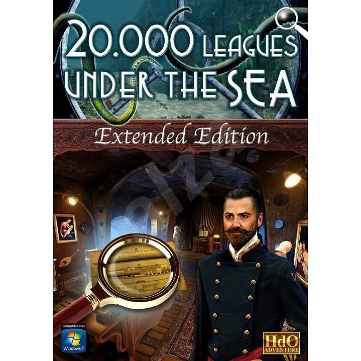 20.000 Leagues Under The Sea - Extended Edition - Hra na PC