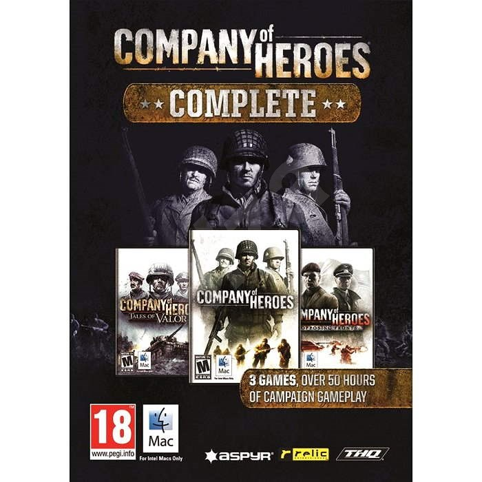 Company of Heroes Complete: Campaign Edition (MAC) - Hra na MAC