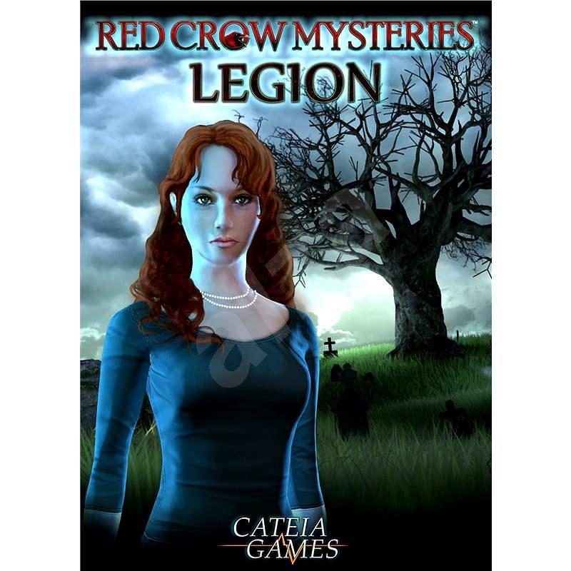 Red Crow Mysteries: Legion (MAC) - Hra na MAC