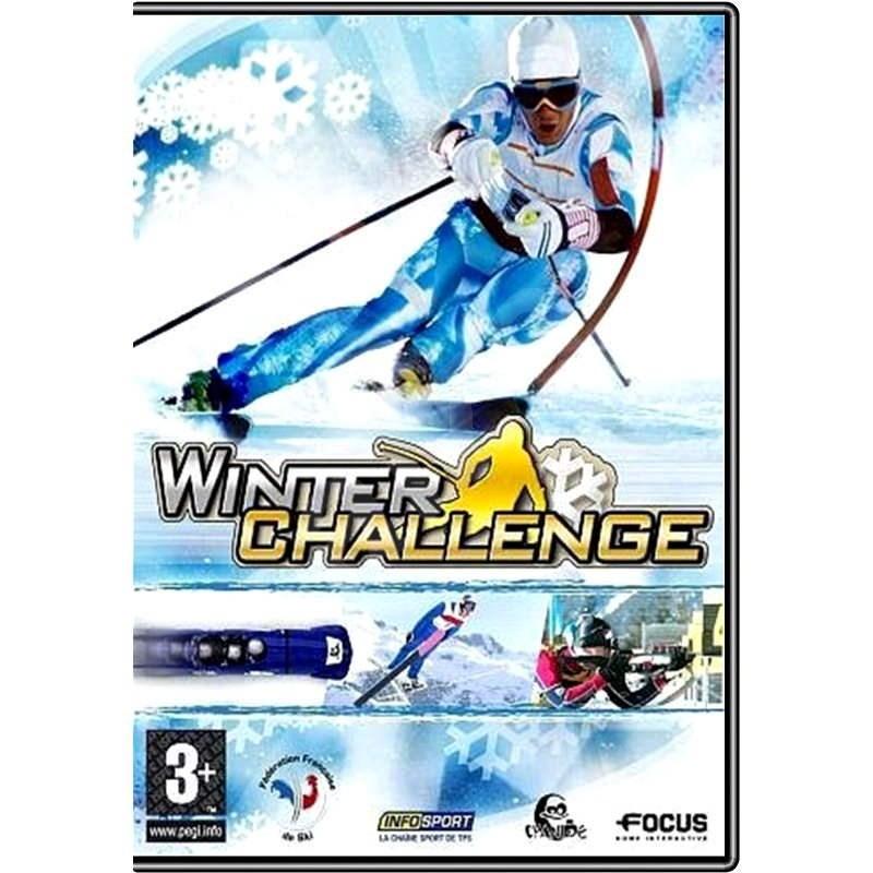 Winter Challenge - Hra na PC