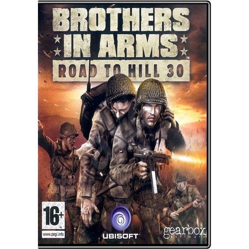 Brothers in Arms: Road to Hill 30 - Hra na PC