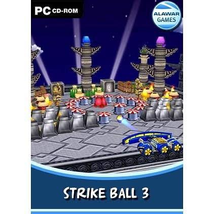 Strike Ball 3 - Hra na PC