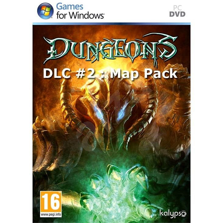 Dungeons: DLC Pack 2 - Hra na PC