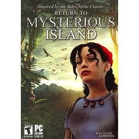 Jules Verne: Return to Mysterious Island - Hra na PC