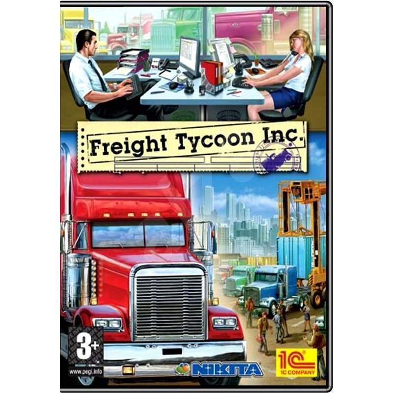 Freight Tycoon Inc. - Hra na PC