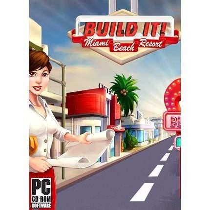 Build It - Miami Beach Resort - Hra na PC