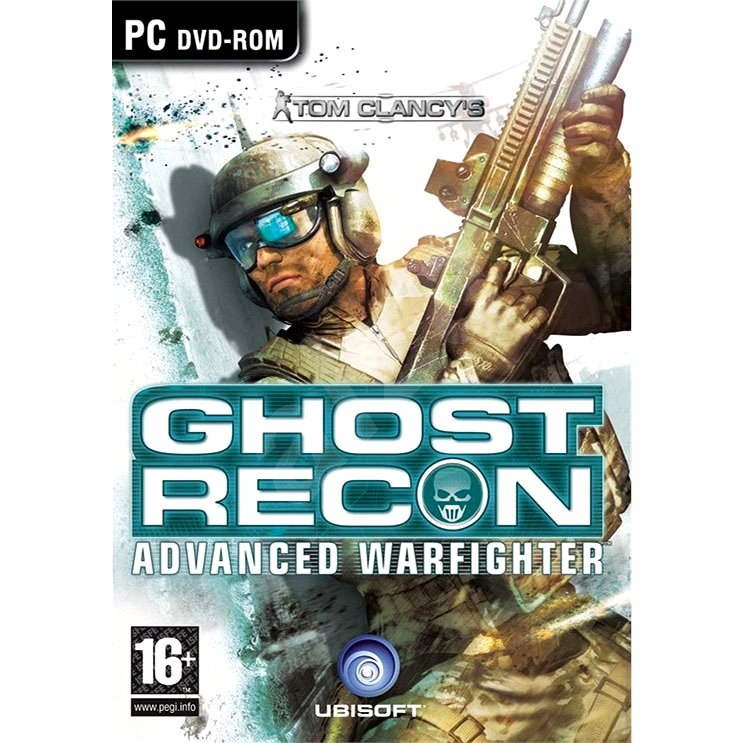 Tom Clancy's Ghost Recon: Advanced Warfighter - Hra na PC
