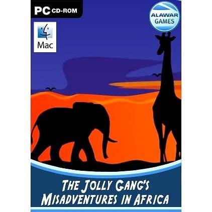 The Jolly Gangs Misadventures In Africa (MAC) - Hra na MAC