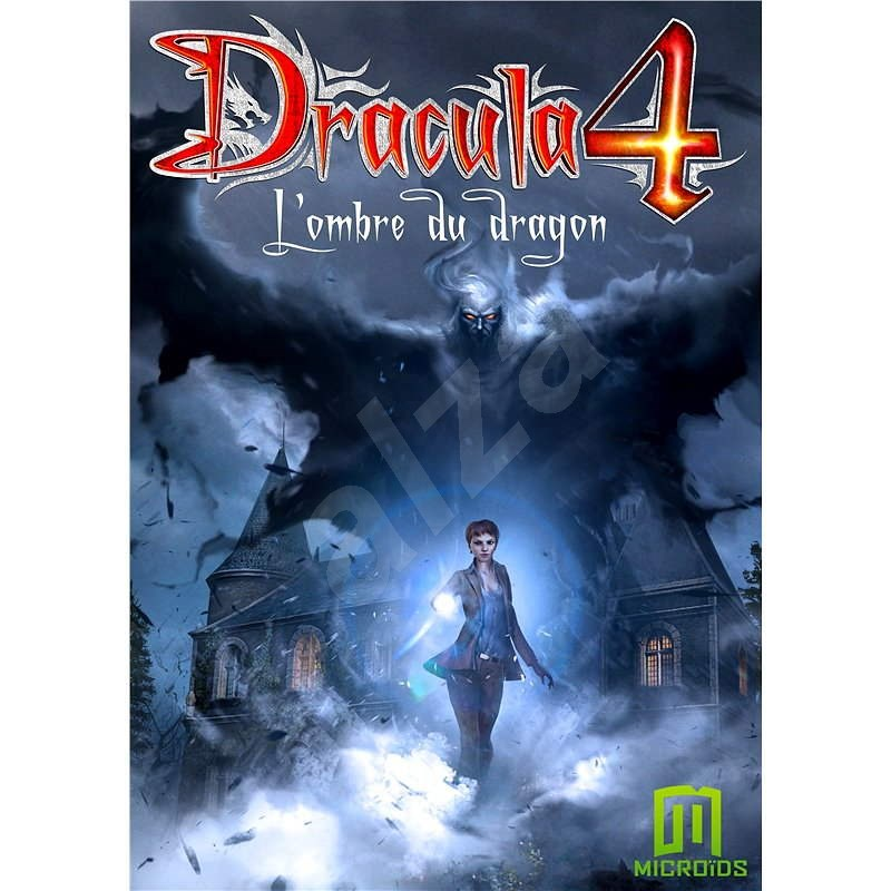 Dracula 4: The Shadow of the Dragon - Hra na PC